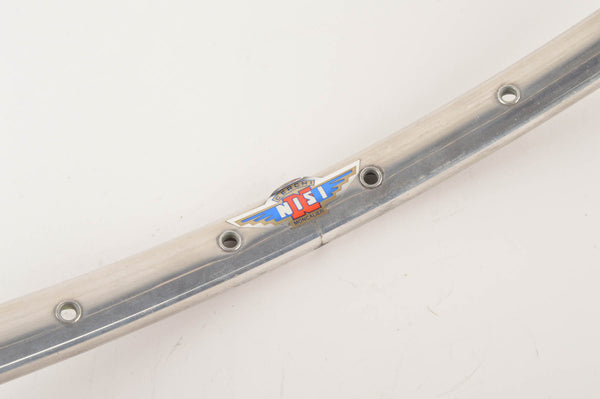 NEW Nisi Tubular Single Rim 650C/571mm with 36 holes from the 1980s NOS