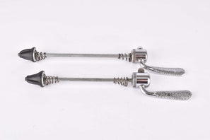 Pelissier 1001 Competition #P1001 quick release set, front and rear Skewer from the 1980s