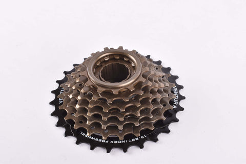 Ventura Index 7-speed Freewheel with 13-28 teeth