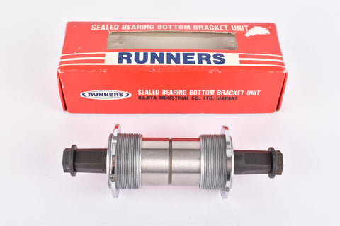 NOS/NIB Kajita Runners sealed Bearing bottom bracket with BSA threading and 120mm from the 90s