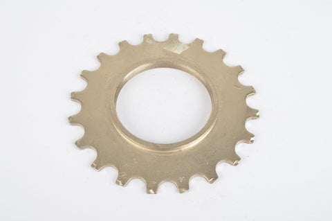 NOS Sachs Maillard #FY steel Freewheel Cog, threaded on inside, with 20 teeth from the 1980s - 90s