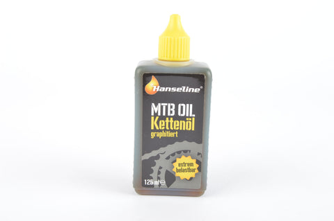 "Hanseline MTB Chain Oil ""Kettenöl"", extrem durable"