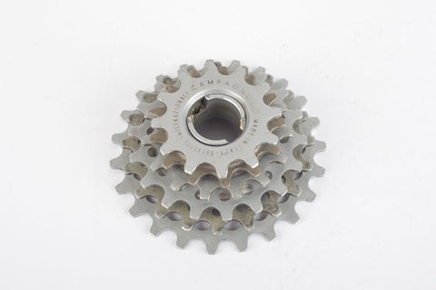 Campagnolo Super Record Aluminium Freewheel 6 speed with english treading from the 1980s