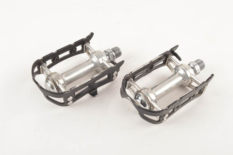 Campagnolo #1037/a Superleggeri Pedals with english threading from the 1970s - 80s