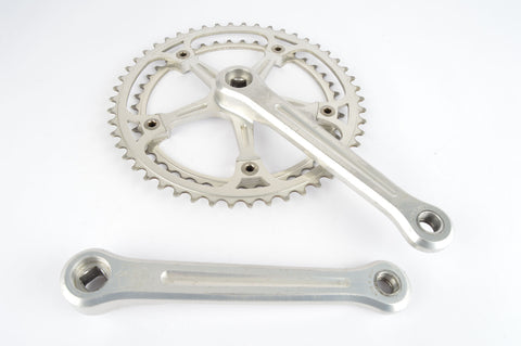 Campagnolo Super Record #1049/A Crankset with 42/50 teeth and 172.5mm length from 1980