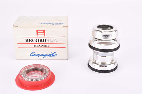 NOS/NIB Campagnolo Record O.R. (OR) #HS-01OR headset with english thread from the 1990s