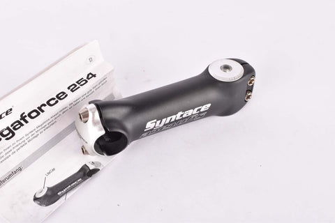 "NOS Syntace Megaforce 254 1-1/8""  ahead stem in +/- 6° and size 120mm with 25.4mm bar clamp size"