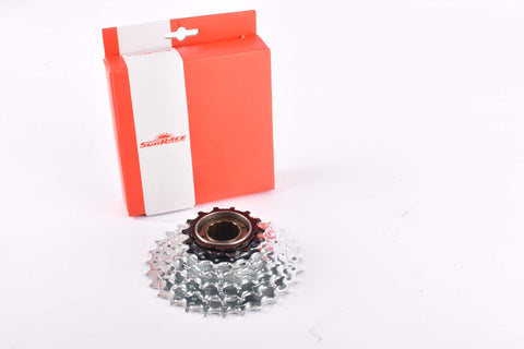 SunRace M2A 6-speed Freewheel with 14-28 teeth