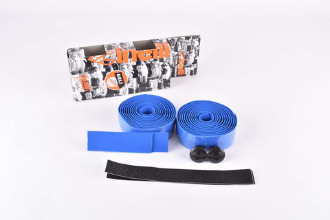 Cinelli Gel Cork Ribbon Handlebar Tape, blue