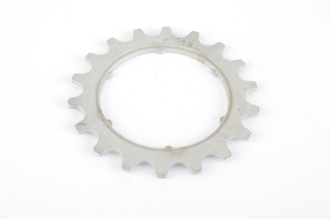 Campagnolo Super Record #P-18 Aluminium Freewheel Cog with 18 teeth from the 1980s