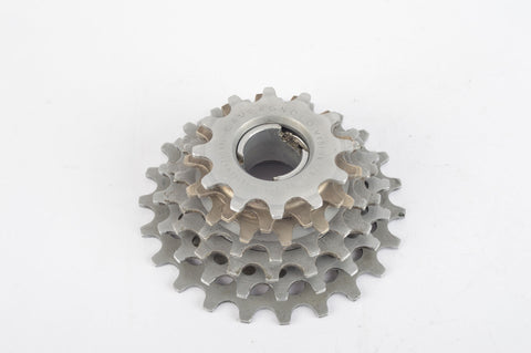 Campagnolo Super Record Aluminium Freewheel 7 speed with italian treading from the 1980s
