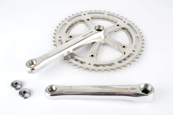 Shimano 105 Golden Arrow #FC-S125 Crankset with 42/52 Teeth and 170 length from 1984