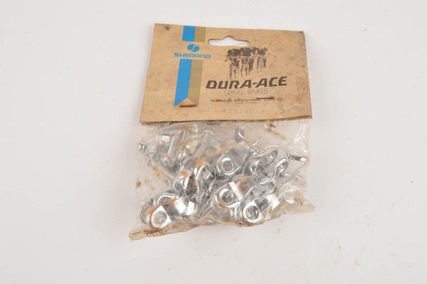 NOS Shimano Dura Ace #6229112 chainstay cable stop (pack of 10) NIB