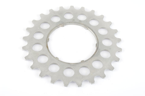 Campagnolo Super Record #P-25 Aluminium Freewheel Cog with 25 teeth from the 1980s