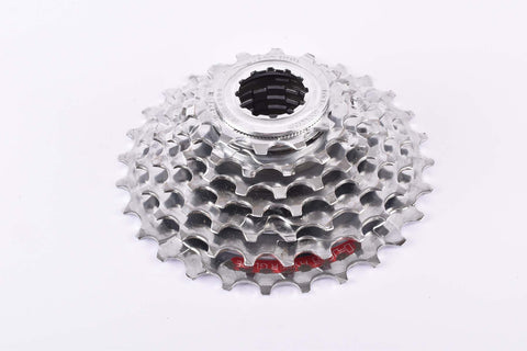 Shimano #CS-HG70 7-speed Hyperglide cassette with 12-28 teeth from 1988 / 1989