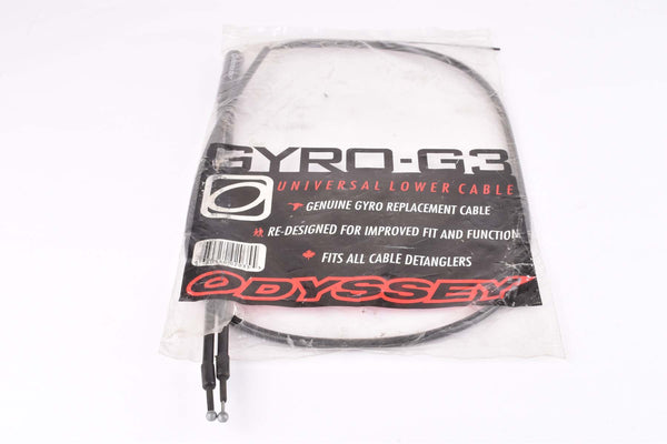 NOS Odyssey Gyro-G3 Universal Lower Cable BMX
