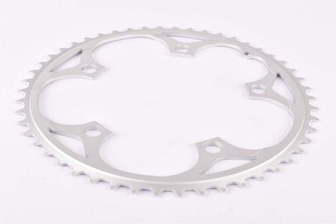 NOS Alumninium chainring with 50 teeth and 130 BCD from the 1980s
