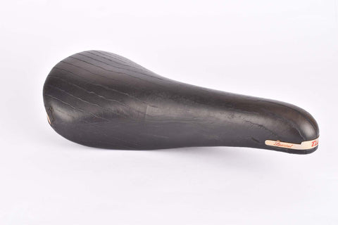 Brown Selle Italia Turbo Special Saddle from the 1990s