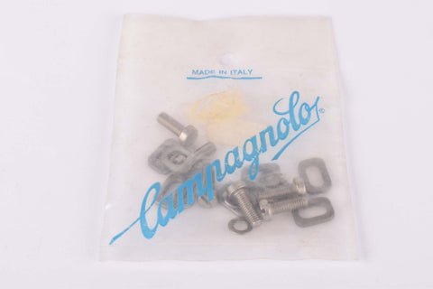 NOS/NIB Campagnolo SGR-1 C Record pedals Pedal cleat mounitng bolts and small parts