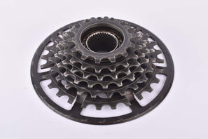 Maillard Helicomatic 6-speed Freewheel with 14-28 teeth from the 1990s