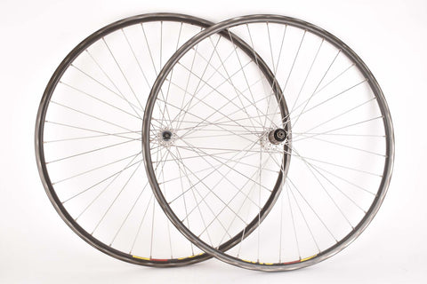 Wheelset with Mavic Open S.U.P CD Clincher Rims and Shimano 105 #1055 Hubs