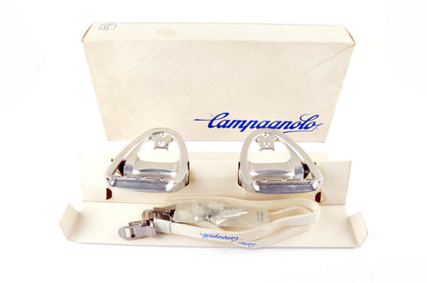 NEW Campagnolo Triomphe #905/000 pedal set from 1984 NOS/NIB