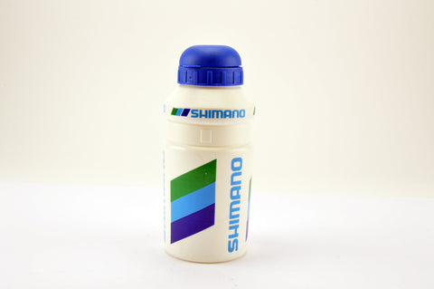 NEW Shimano Tricolor water bottle from 1980s NOS