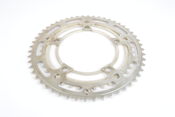 Stronglight Chainring Set 42/52 teeth with 122 BCD from 1970s
