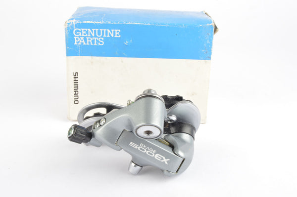 NEW Shimano Exage 500EX #RD-A500 rear derailleur from 1990 NOS/NIB