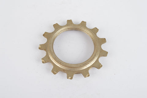NOS Sachs Maillard #IY steel Freewheel Cog, double threaded on inside, with 13 teeth from the 1980s - 90s