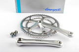 NEW Campagnolo Athena 9 Speed Crankset with 53/39 teeth and 175mm length from the 1990s NOS/NIB