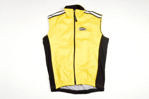 NEW Giordana Windtex Vest with 2 Back Pockets in Size M