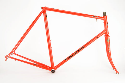 Koga Miyata Prologue frame in 58 cm (c-t) / 56.5 cm (c-c), with Hardlite FM-1 and Hi Manga HM-2 tubing