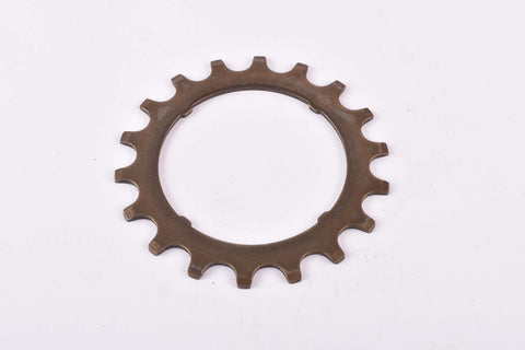 NOS Suntour #A steel Freewheel Cog with 18 teeth from the 1970s / 80s