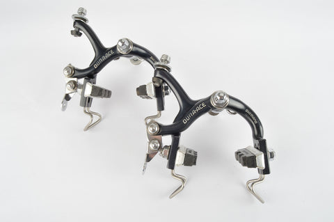 Shimano Dura-Ace #BA-100 Black standard reach Brake Calipers from the 1976