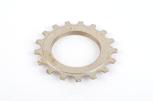 NEW Sachs Maillard #DY steel Freewheel Cog / threaded with 17 teeth from the 1980s - 90s NOS