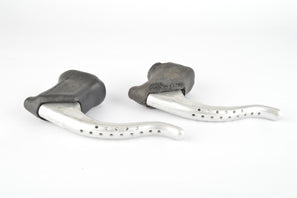 NOS CLB Professionnel (anodized) non-aero Brake Lever Set from the 1970s / 1980s