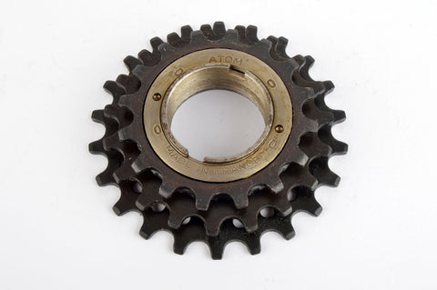NEW Atom 3-speed Freewheel with 16/19/22 teeth from the 1960s - 70s NOS