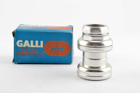 NEW Galli Criterium Conical Roller Bearing Headset with french threading from the 1980s NOS/NIB