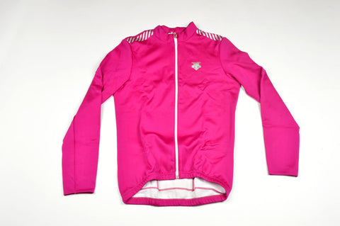 NEW Descente Thermal Jacket with 3 Back Pockets in Size L