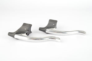 NOS CLB Sulky Junior CJSY Poli (polished) non-aero Brake lever Set from the 1970s / 1980s