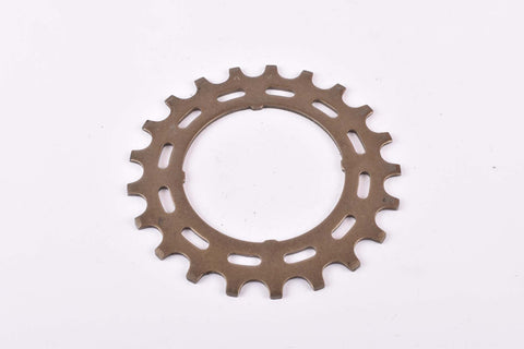 NOS Suntour #A steel Freewheel Cog with 21 teeth from the 1970s / 80s
