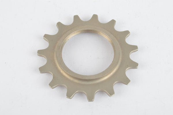 NEW Campagnolo Super Record #M-15 steel Freewheel Cog with 15 teeth from the 1980s NOS