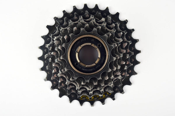 Suntour AP freewheel, 7 speed with italian treading from 1990