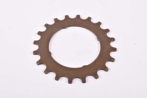 NOS Suntour #A steel Freewheel Cog with 20 teeth from the 1970s / 80s