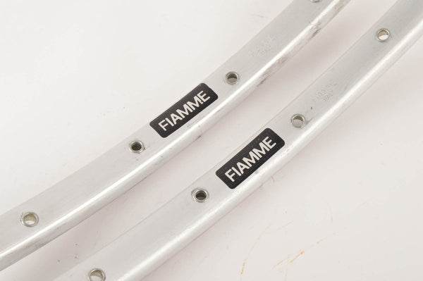NEW Fiamme Strada Tubular Rims 700c/622mm with 36 holes (Black) from the 1970-80s NOS