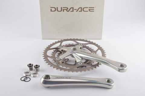 Shimano Dura-Ace #FC-7703 Crankset with 30/39/53 teeth and 175mm length from 2001