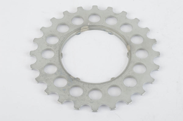 NEW Campagnolo Super Record #A-24 Aluminium Freewheel Cog with 24 teeth from the 1980s NOS