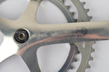 Campagnolo C-Record crankset with 39/52 teeth and 170 length from the 1980s