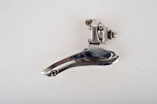 Campagnolo Chorus braze-on front derailleur from the 2000s